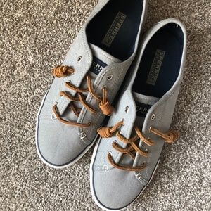 NEW Sperry Top-Sider Canvas Sneaker